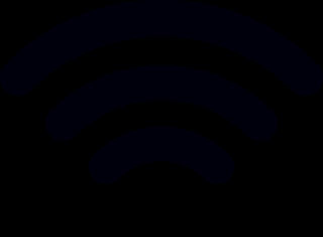bezdrátový symbol