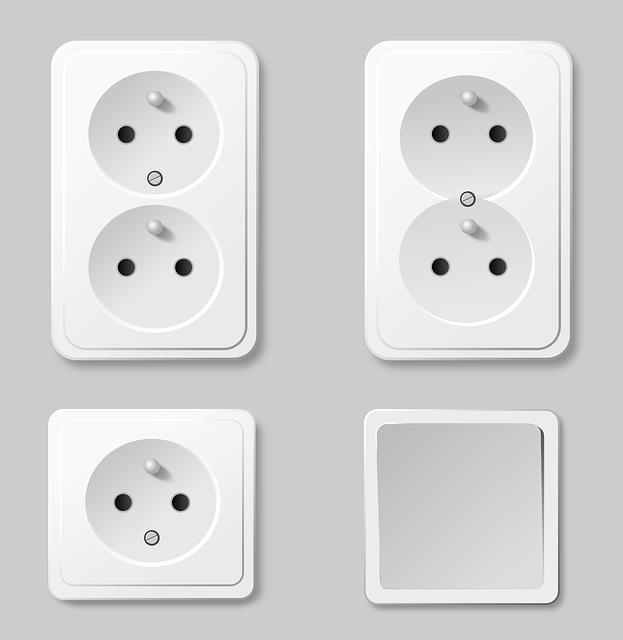 elektrické zásubky