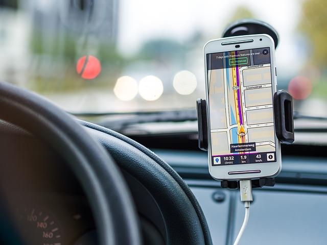 navigace a mobil