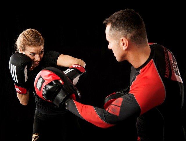 trenink boxu