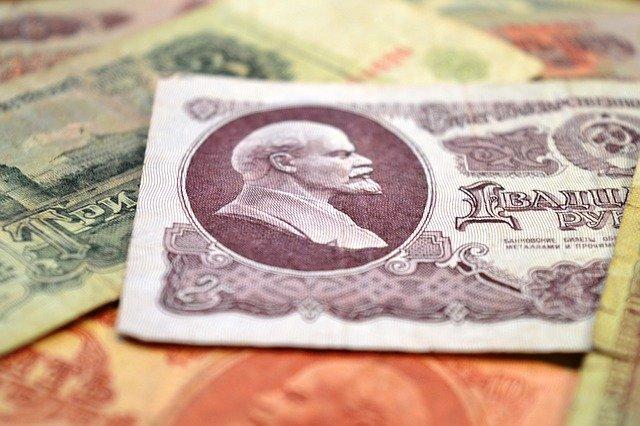 Lenin na bankovce